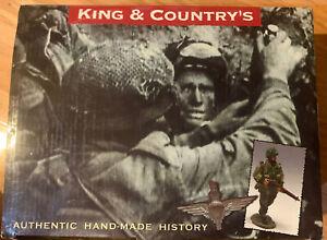 KING & COUNTRY OPERATION MARKET GARDEN MG019 ANTI TANK GUN SET MIB