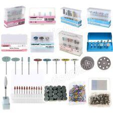 Dental Diamond Burs Cups Composite Polishing Kit Ra Hp Fg Burs