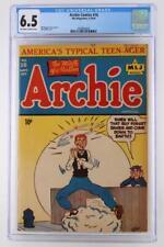Archie Comics #16 - CGC 6.5 FN+ MLJ 1945 - Archie Andrews!