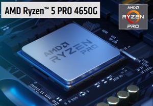 Aufrüstkit AMD Ryzen 5 PRO 4650G (6x 3,7GHz) +  Gigabyte A520M-DS3H mATX Board