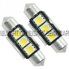 2X 3 SMD LED 36mm Soffitte Canbus Innenraum Leuchte Licht Lampe Sofitte Weiß