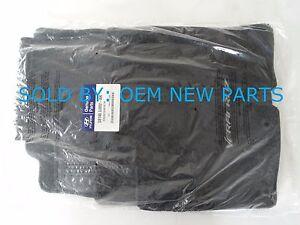 NEW OEM 2009-2011 HYUNDAI VERACRUZ FLOOR MAT SET - U8140-3J002-WK