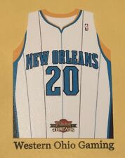 2010-11 Threads Quincy Pondexter #34 Home Jersey Card