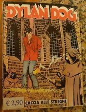 "DYLAN DOG n.69 ""CACCIA ALLE STREGHE""  (1992) BONELLI"