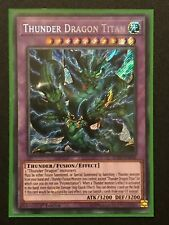 Yugioh: Thunder Dragon Titan SOFU-EN036 - Secret Rare - 1st Edition