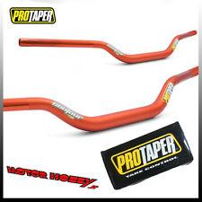 Pro Taper Schiuma di manubrio Race Rosso per manubrio senza barra 28/mm