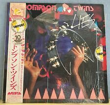 "THOMPSON TWINS Lies 1984 Japanese 4-track  12"" vinyl single EXCELLENT CONDITION"