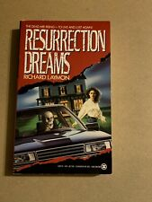 Resurrection Dreams Richard Laymon Signed Paperback