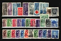 Canada 34 Mostly Used, some faults - C1138