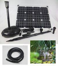 50 solaire Ruisseau COULANT POMPE 1700 L étang plongée de jardin sclauch