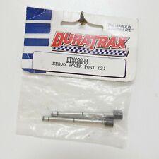 DURATRAX DTXC8880 Servo Saver POST (2) PER ASSE E NITRO Quake