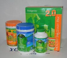 Dr Wallach YOUNGEVITY HEALTHY BODY START PACK Citrus Peach Fusion
