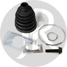 AUDI Allure Quattro 2.5 TDi DRIVESHAFT HUB dado / bullone & CV JOINT BOOT KIT