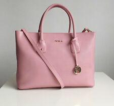 FURLA  Damen Tasche Modell: JOSI  Echtes Saffiano Leder Farbe: winter rose  Neu