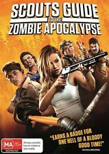 Scouts Guide To The Zombie Apocalypse (Dvd) Action, Comedy, Horror