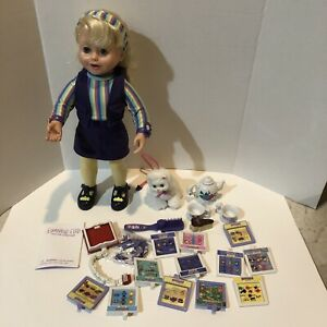 AMAZING ALLY And Her Kitty Cat!, With Accessories, Untested