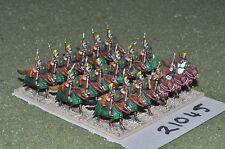 15 mm era ROMAN/ROMANO-Late CAVALLERIA 18 CAVALLERIA-CAV (21045)