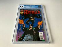 HITMAN 1 CGC 9.8 WHITE PAGES BATMAN APPEARANCE DC COMICS 1996