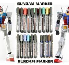 ▲US Mr Hobby Gundam Marker GM01-GM400 Gunze Color Real Touch Model Paint 36 Pens