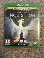 Dragon Age: Inquisition (Microsoft Xbox One, 2014)