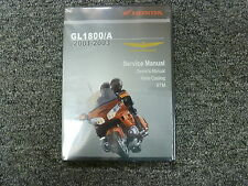 2001 2002 2003 Honda GL1800 A Goldwing Motorcycle Owner & Service Repair Manual