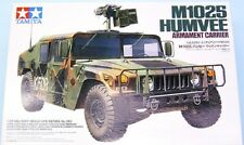 Tamiya 35263 1/35 M1025 HUMVEE Armament Carrier from Japan Rare