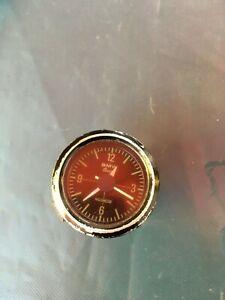 BMW R100 RT Zeituhr und Voltmeter