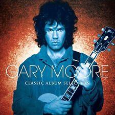 Classic Album Selection 5 Disc Set Gary Moore 2013 CD