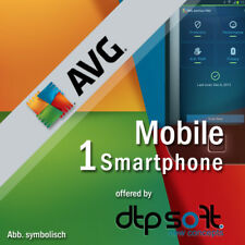 AVG Mobile AntiVirus Security Pro 2021 1 Smartphone 1 Year ANDROID 2021 NL EU