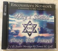 Why I Stand and Prayer for Israel - James Goll 2 CD Teaching Set