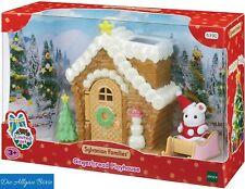 Sylvanian Families 5390 Lebkuchen Spielhaus Weihnachten Epoch Neu OVP