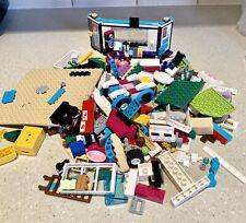 Gratis Minifigura Genuine Lego 1kg//1000g Paquete De Mezclado Gris Ladrillos JOBLOT