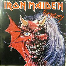 "IRON MAIDEN ""PURGATORY""  7' reissue sealed"