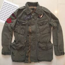 Ralph Lauren Collared Military Coats & Jackets for Men