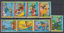 I999. Uganda - MNH - Cartoons - Disney's - Goofy About Stamps