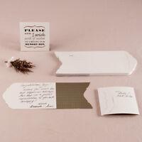 Well Wishing Wedding Stationery Set Wedding Guest Book Alternative