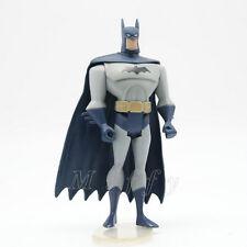 super hero Batman Blue DC Universe JUSTICE LEAGUE UNLIMITED Collection FIGURE