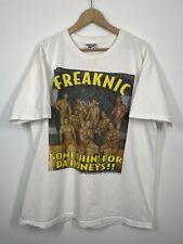 Freddie Mac 1996 FREAKNIK Atlanta For Da Honeys Rap Shirt XL Prime Time Vintage