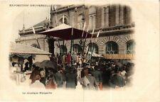 CPA PARIS EXPO 1900 - La Musique Malgache (307183)