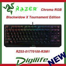 Razer Blackwidow X Tournament Edition Chroma RGB Mechanical Gaming Keyboard