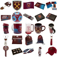 West Ham United FC Hammers Official Merchandise Gift Ideas Birthday Fathers Day