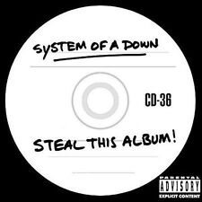 Steal This Album! [PA] by System of a Down (CD, Nov-2002, Sony Music Distributi…