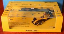 JORDAN EJ14 HEIDFELD COMMEMORATIVE BOX MINICHAMPS 1/43
