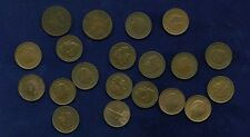 NETHERLANDS 1 CENT COINS: 1882-1966, GROUP LOT OF (20) NICE COINS!!!