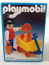 PLAYMOBIL CHILD WITH TOYS NIB 3356