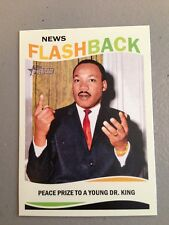 2013 Topps Heritage News Flashbacks Martin Luther King NF-MLK