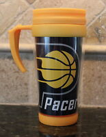 Indiana Pacers Insulated Travel Mug NBA Basketball 16oz Coffee Cup