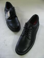 Mens Work Boots Slatters Mercury Work Wear Boots Black Size 12