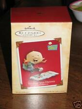 Stanley and Dennis Disney's Playhouse Hallmark Ornament  *GREAT FOR COLLECTORS*