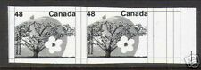 Canada #1363 XF/NH Imperf Essay Pair